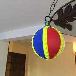 IMG_0489.JPG Télécharger fichier STL gratuit Boule décorative • Design pour impression 3D, Luci