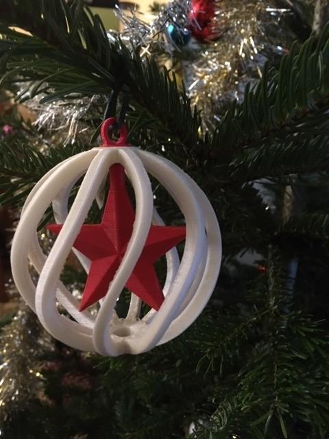 IMG_0147.JPG Télécharger fichier STL gratuit Boule de Noël • Design à imprimer en 3D, Luci