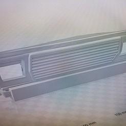 20200531_185116.jpg Télécharger fichier STL RC Ford F150 grille de calandre • Objet imprimable en 3D, chiefb