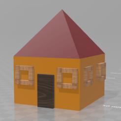 Download 3D printing files House, grizou