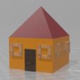 3D printer files House, grizou
