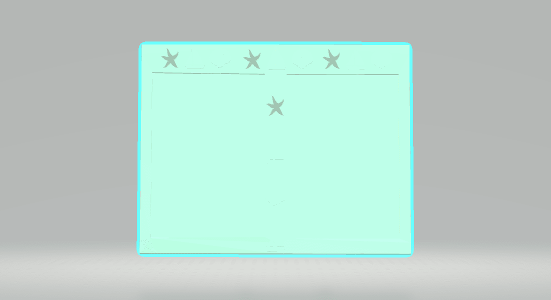 screenshot.png Download free STL file Cute Summer Edition Frame • 3D printing object, CamiSantoro