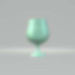 Calice.stl Download free STL file Simple Chalice • 3D printer template, CamiSantoro