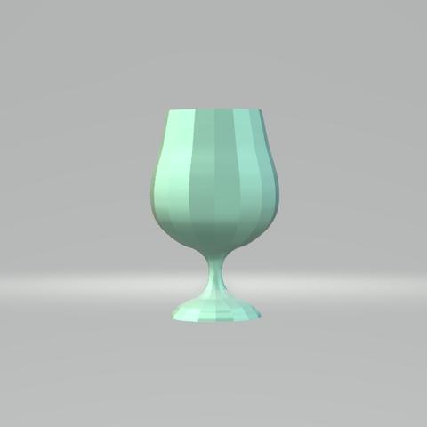 1.png Download free STL file Simple Chalice • 3D printer template, CamiSantoro