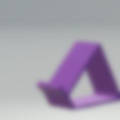 Free 3D print files MobileHolder for all, CamiSantoro