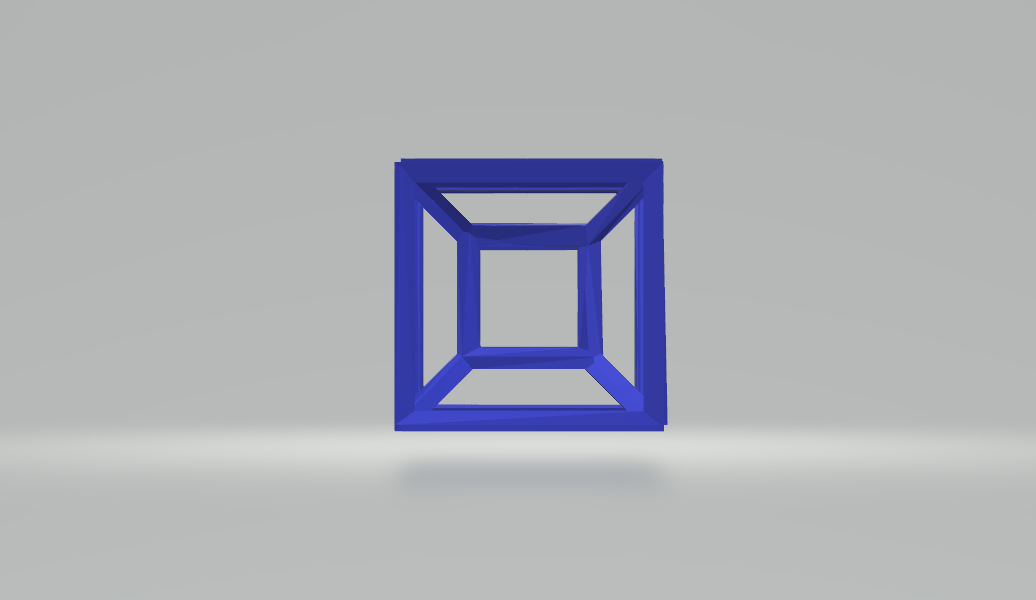 2.png Download free STL file Hypercube • 3D print object, CamiSantoro