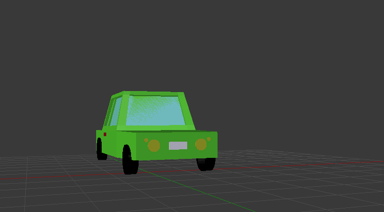 Immagine 5.png Download free STL file Car • 3D printable object, CamiSantoro