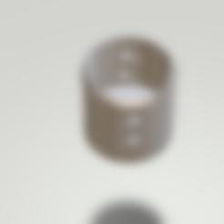 Portacandele Natalizio.stl Download STL file Lovely Candleholder • 3D printable design, CamiSantoro
