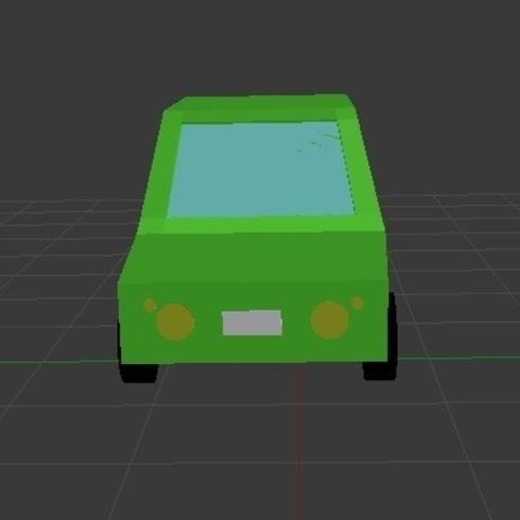 Immagine 4.jpg Download free STL file Car • 3D printable object, CamiSantoro