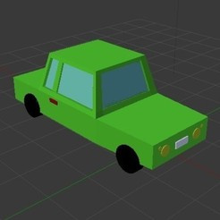 Immagine 2.jpg Download free STL file Car • 3D printable object, CamiSantoro
