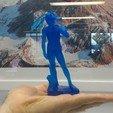 """Télécharger fichier 3D gratuit David """"Jar Jar Jar"""" Binks, lurgee"""