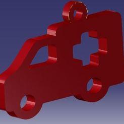Download free 3D printer files AMBULANCE, OmarRivera