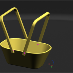 Download 3D printer files basket, lshko0