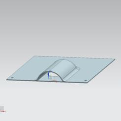 fan corver.png Télécharger fichier STL Ender 3 mainboard air corver • Plan à imprimer en 3D, lshko0
