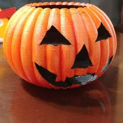 Download 3D printing models jack-o-lantern, parksm