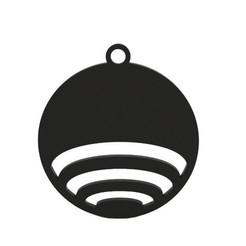 Download 3D printing files Earring, smartdesign