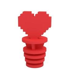 container_bottle-stopper-3d-printing-240584.jpg Download STL file Bottle stopper • 3D printer template, 3dprinting4U
