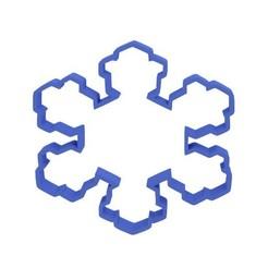 Untitled-1424.jpg Download STL file Cookie cutter • 3D printing object, smartdesign