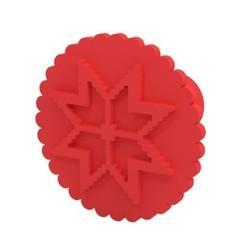 Descargar modelo 3D Sello / Sello de galleta, smartdesign