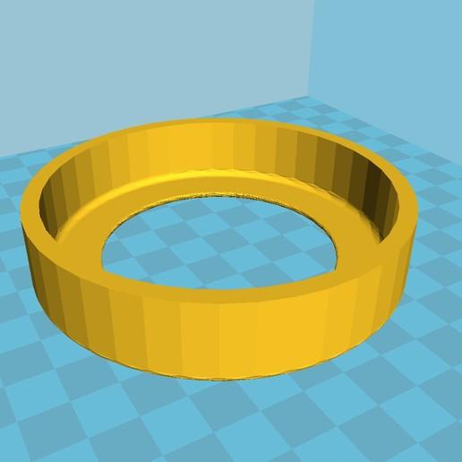 Télécharger fichier impression 3D gratuit Couvercle de variateur Polini, Drawer3d