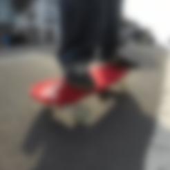 Archivos STL gratis Modjul Skateboard System - Cubierta, Camiones y Ruedas, TreeGemmer