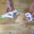 Free 3D printer model Modjul Skateboard System - Deck, Trucks & Wheels, TreeGemmer