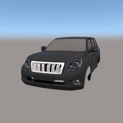 Download 3D printer model Toyota Land Cruiser Prado, ildarius2017