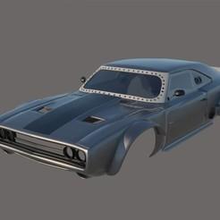 001.jpg Download STL file Dodge ICE CHARGER • Model to 3D print, ildarius2017