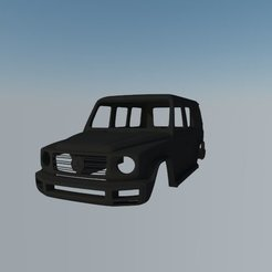 Download 3D print files Mercedes-Benz G500, ildarius2017