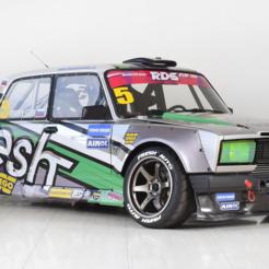 STL files Vaz 2105 Drift car, ildarius2017