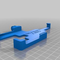 soporte_bq_aquaris_x_pro.png Download free STL file Support bq aquaris x pro • Object to 3D print, ONando
