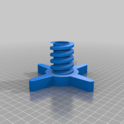 rolosmartfilmacho.png Download free STL file Threaded shaft coil filament • 3D printing model, ONando