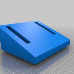 Soporte_GRAM_K3-F.png Télécharger fichier STL gratuit Soutien à l'échelle GRAM K3-F • Objet imprimable en 3D, ONando