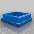 Télécharger fichier STL gratuit IKEA Lack Table / Tisch -- Endcap / Endkappe • Modèle à imprimer en 3D, NewKidney