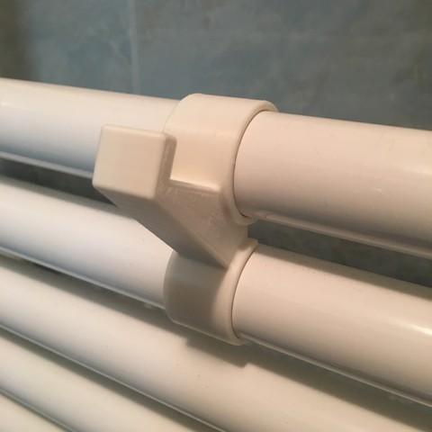 Free Hanger for towel radiators 3D model, Naghat