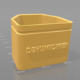 ChamberSTL.png Download free STL file Low Cost Portable & Reusable Dehumidifier • 3D printable design, Mr_AD_Toth
