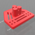 InterfaceSTL.png Download free STL file Low Cost Portable & Reusable Dehumidifier • 3D printable design, Mr_AD_Toth