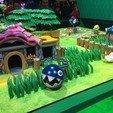 Descargar archivo 3D Enlace (Link´s despertando el E3 Diorama), ShadowBons