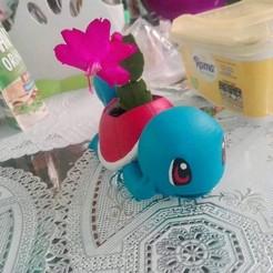 Descargar modelo 3D Squirtle pot, ShadowBons