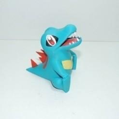 Télécharger modèle 3D Démarreur Pokemon Johto, ShadowBons