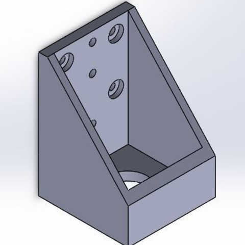 Download 3D printing templates Laser module 5.5W, abds