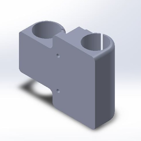 Mega Prusa i3 with lead screw 8mm