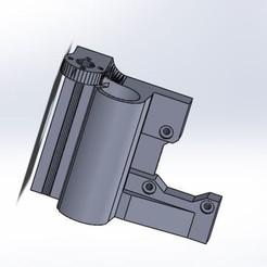 Modèle 3D Mega Prusa i3 avec vis à pas de vis 8mm, abds