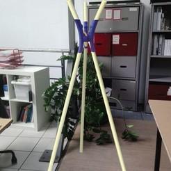 Objet 3D gratuit Porte manteau Curves, GuillaumeSochon