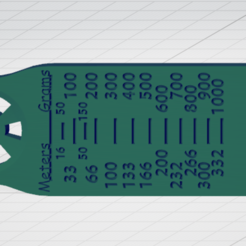 1.PNG Télécharger fichier STL jauge à filament • Objet à imprimer en 3D, Sapirbm