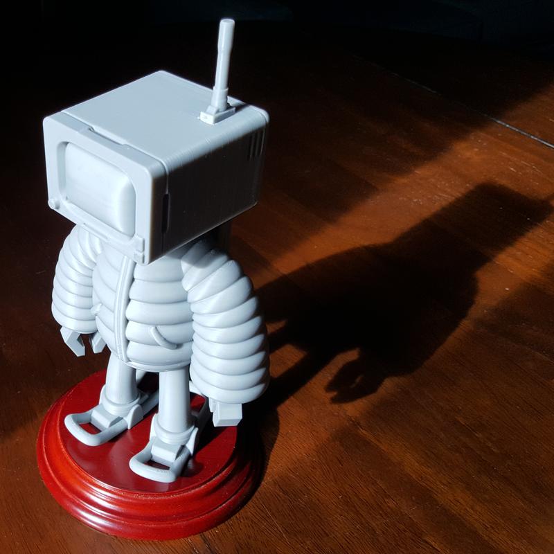 8.png Download STL file T.B (Thug Bot) • 3D printing model, GGR2