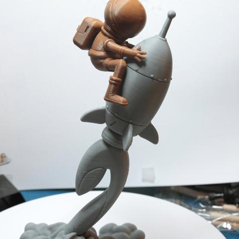 I2.png Download free STL file Stratomaker Mascot • 3D printing template, GGR2