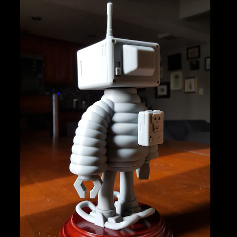 5.png Download STL file T.B (Thug Bot) • 3D printing model, GGR2