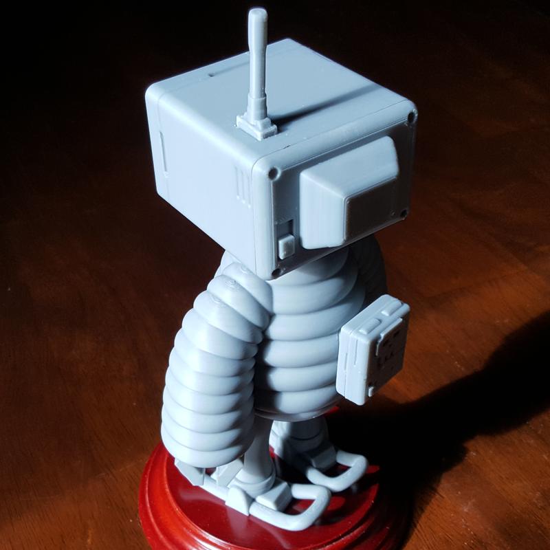 3.png Download STL file T.B (Thug Bot) • 3D printing model, GGR2