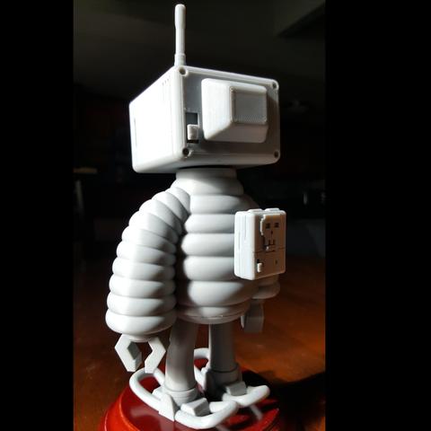 6.png Download STL file T.B (Thug Bot) • 3D printing model, GGR2